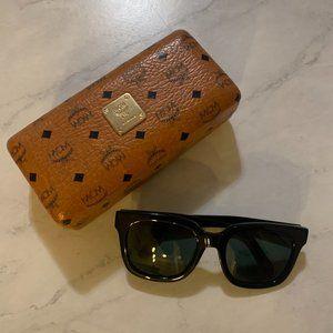 MCM Black Square 54mm Retro Sunglasses